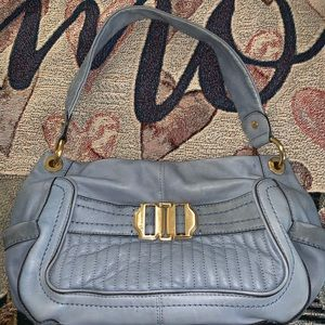 Real makowsky Leather Bag